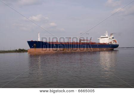 Blue Tanker