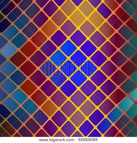 vitrage mosaic vector background