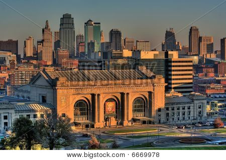 Union Station - Kansas City, Missouri