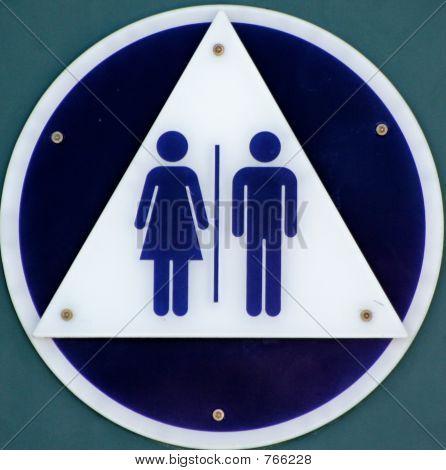 unisex  sign