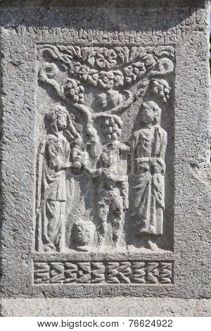 Ancient Stone Relief