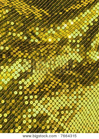 shimmering sequins texture