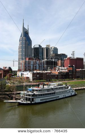 Downtown Riverboat