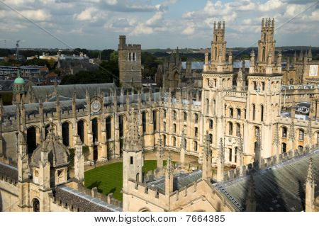 All Soul's College (Oxford University)