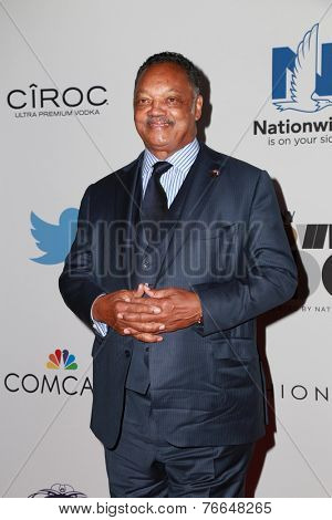 LOS ANGELES - NOV 19:  Jesse Jackson at the Ebony Power 100 Gala at the Avalon on November 19, 2014 in Los Angeles, CA