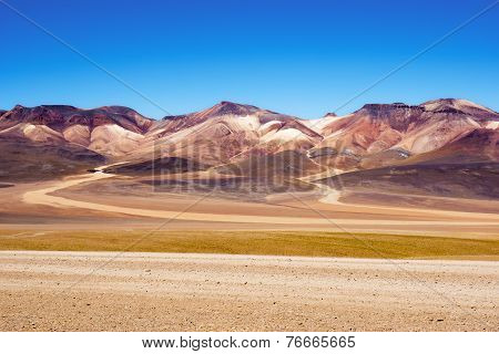 Mountain Of Seven Colors Bolivia