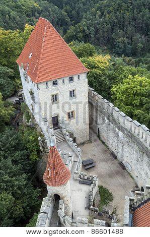 Kokorin Castle.