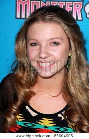 LOS ANGELES - MAR 26:  Elise Luthman at the Just Jared's Throwback Thursday Party at the Moonlight Rollerway on March 26, 2015 in Glendale, CA