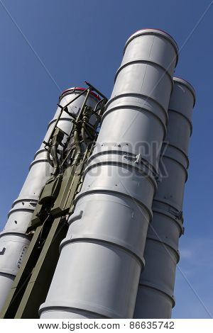 C-300 Surface-to-air Missile System