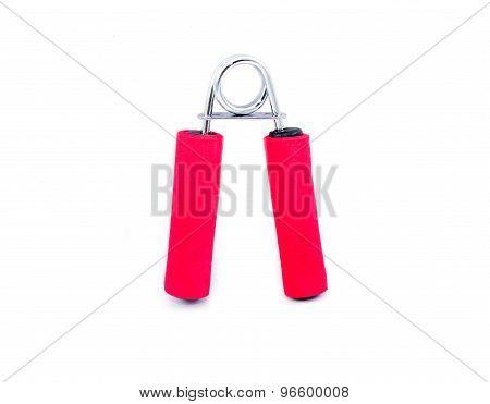 Red Handgrip