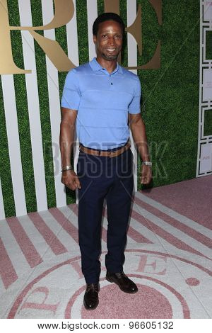 LOS ANGELES - JUN 24:  Elvis Nolasco at the 2015 BET Awards Pre-Dinner at the Sunset Tower Hotel on June 24, 2015 in Los Angeles, CA