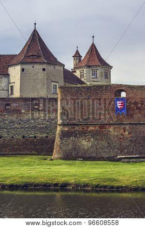 Fagaras Stronghold, Fagaras City, Romania