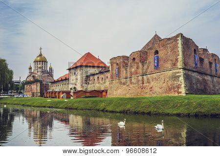 Fagaras Fortress, Fagaras, Romania