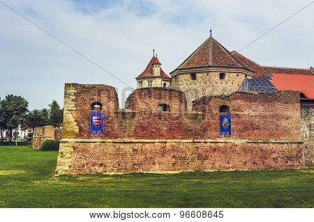 Fagaras Stronghold, Fagaras, Romania