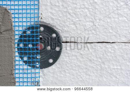 Facade Insulation Layers