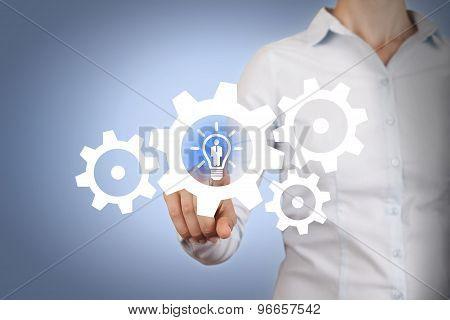 Business Human Resource Gear