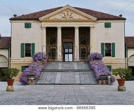 Historic villa in Italy
