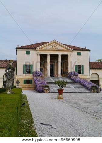 Villa Emo is a patrician villa in the Veneto in northern Italy near the village of Fanzolo di Vedelago poster