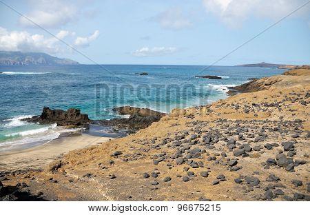 Cliff Access To Beach