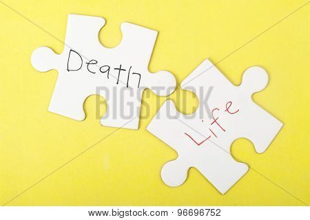 Death And Life Words
