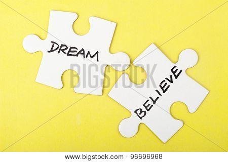 Dream Or Believe
