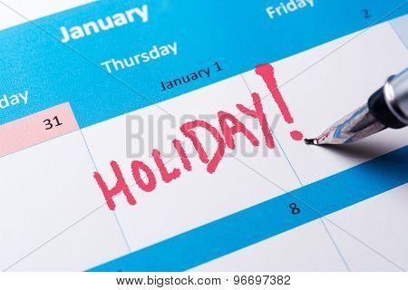 Holiday Word