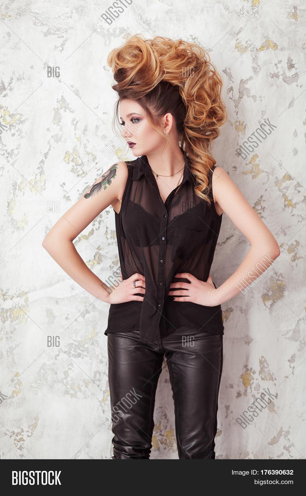 Fashion Shiny Makeup. Image & Photo (Free Trial)  Bigstock