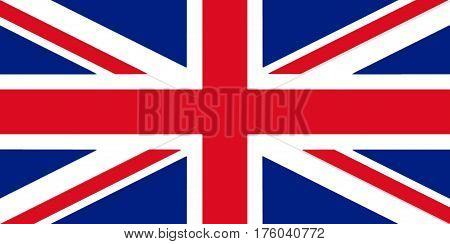 Great Britain Flag. Union Jack