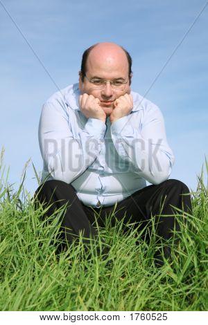 Fat Man Meditation