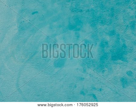 Metal Blue Grunge Old Scratched Surface Texture
