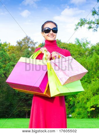 Happiness Customer Shopping