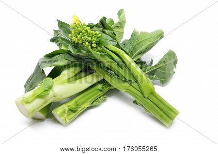Bunch Of Floral Choy Sum