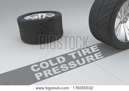 Cold Tire Pressure Safety Concept