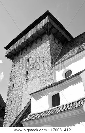 Fortified medieval church Biertan, is one of the most important Saxon villages with fortified churches in Transylvania, having been on the list of UNESCO World Heritage Sites since 1993
