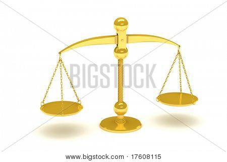 Justices scales