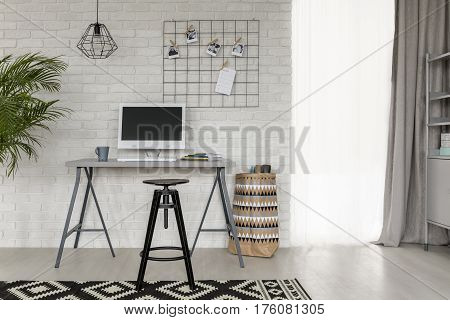 Room Of A Student