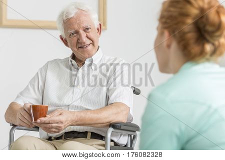 Coffee With Carer