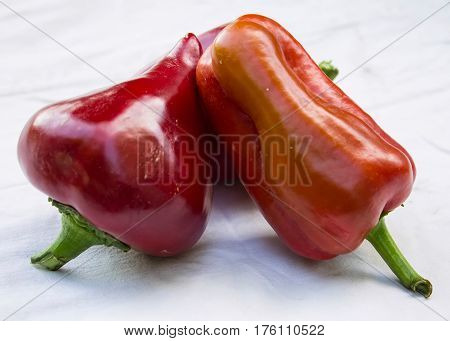 Pepper food paprika whole green red isolated vegetarian paprika isolated.