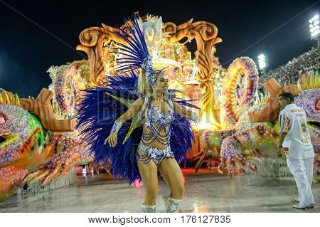 Carnival 2017 - Academicos Do Grande Rio