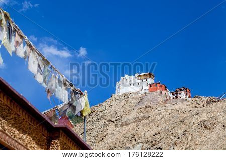 Leh Ladakh Monistry and nice people
