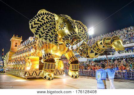 Carnival 2017 - Vila Isabel