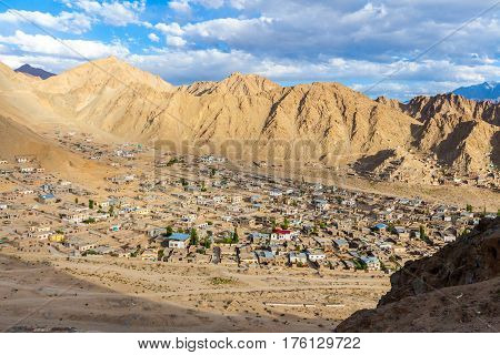 Leh Ladakh is very beautiful place, good view