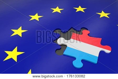 Luxembourg And Eu