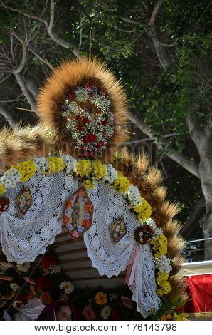 the old tradition and the Folk of Sardinia