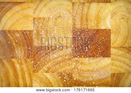 Old Grunge Wooden Cutting Kitchen Desk Board Background Texture