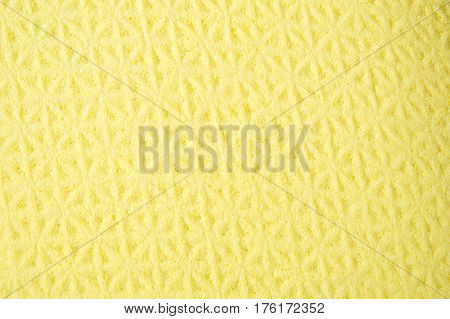 Cleaning Cloth Background Pattern Close Up
