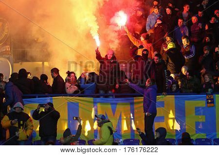 Friendly Game Ukraine V Serbia In Kharkiv