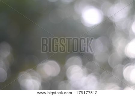 Abstract bokeh glittering background blur style effect made with Zeiss lens
