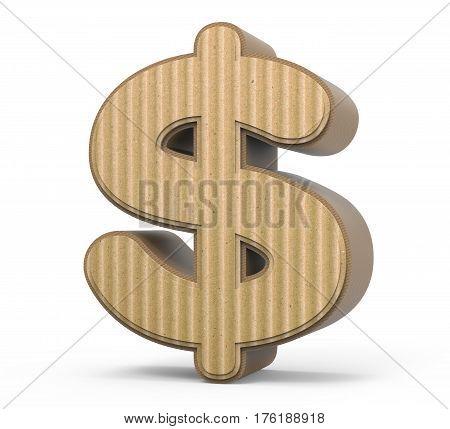 Corrugated Money Mark