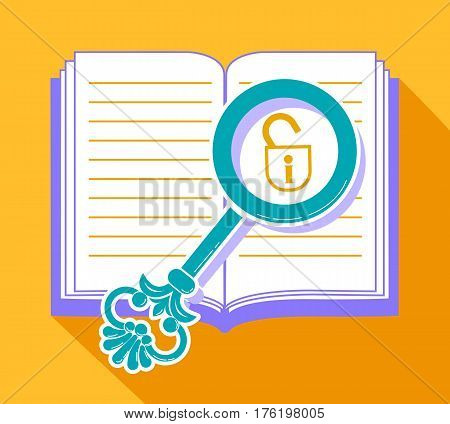 Concept Of Reading, Discovering Secrets